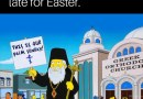 Greek Time Even Applies to Easter