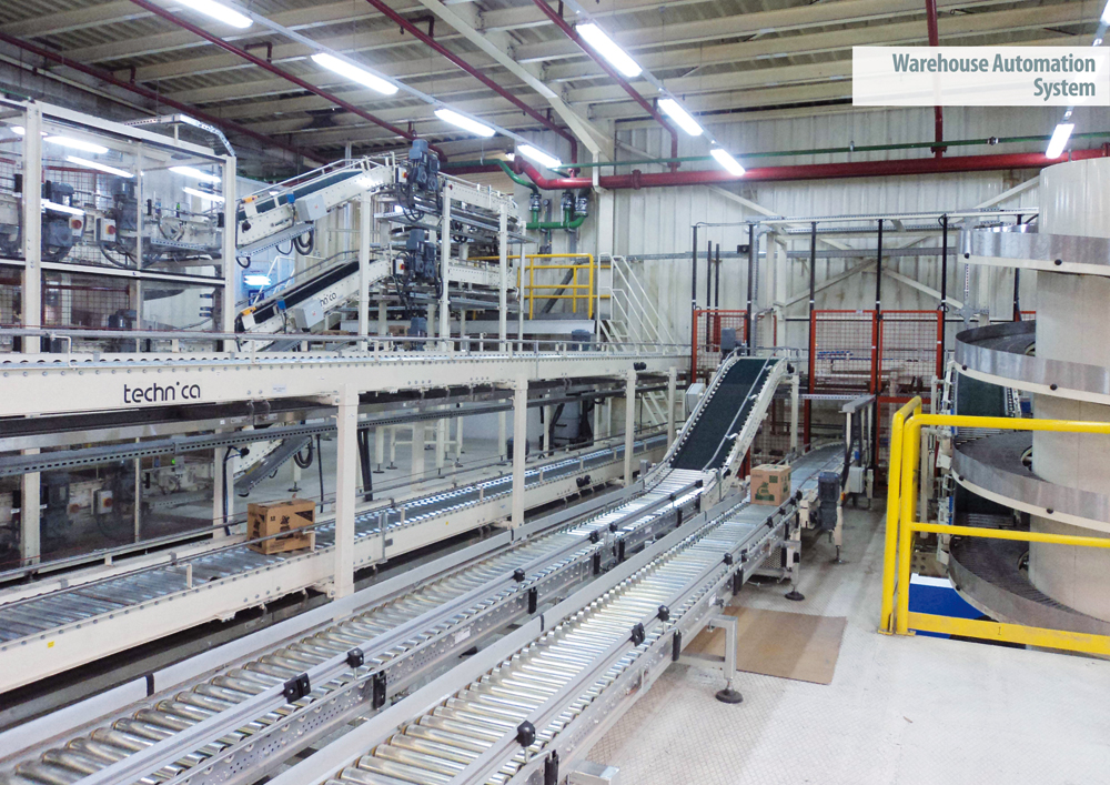 Technica ships its automated factory systems across the world