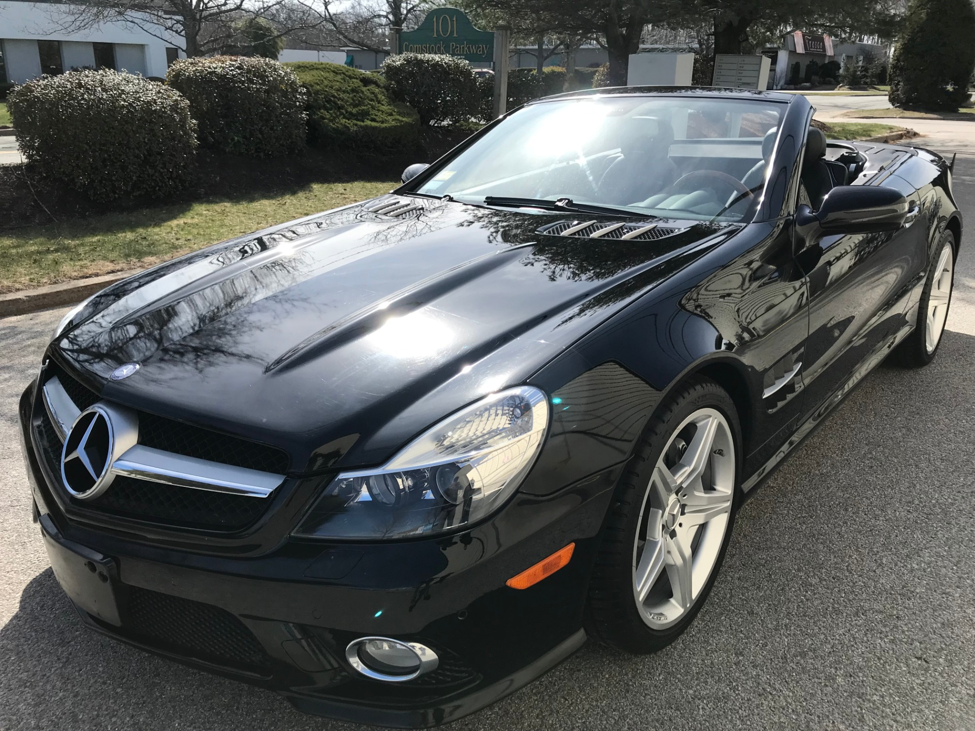 Used 2009 Mercedes Benz SL550 550 For Sale 27900 Executive Auto Sales Stock 1634