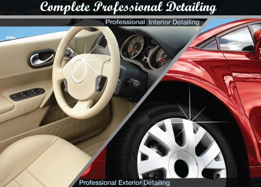 Complete Mobile Auto Detail Charlotte NC Concord NC