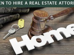 Hiring A Real Estate Attorney To Close On Your Home