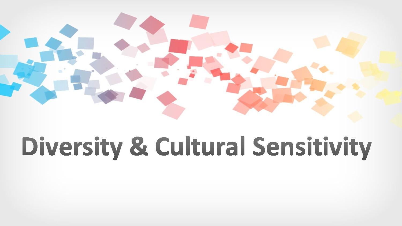 Diversity Amp Cultural Sensitivity Training