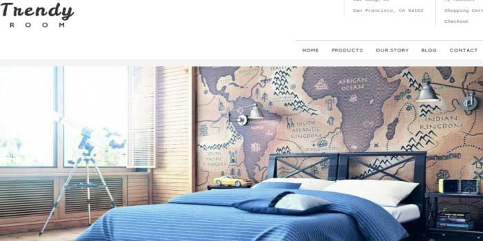 Top 5 Woocommerce Themes For Your New Furniture Store ... on Trendy Room  id=29698