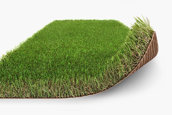gazon synthetique et pelouse