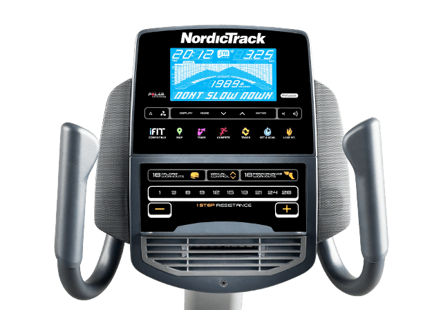 nordictrack commercial vr pro console