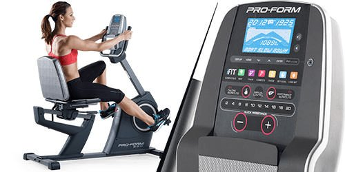proform 6.0 recumbent bike