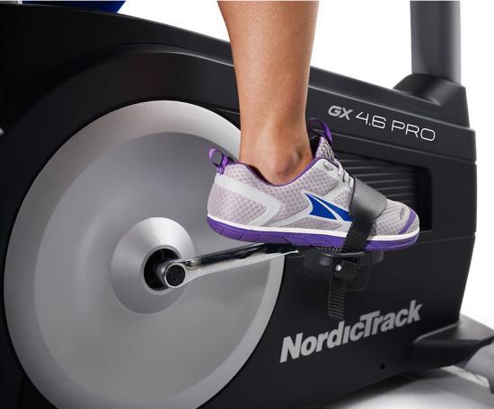 nordictrack 4.6 bike pedals