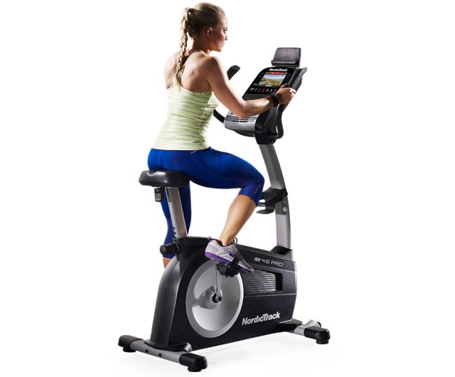 Nordictrack GX 4.6 Pro Upright Bike Review