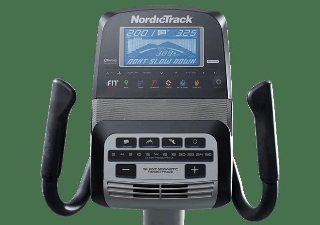 nordictrack commercial vr23 vs vr25 bike