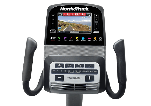 nordictrack VR25 Recumbent Bike Review