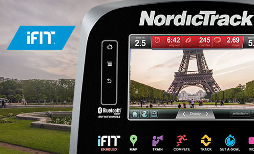 nordictrack gx 4.6 pro bike with ifit live