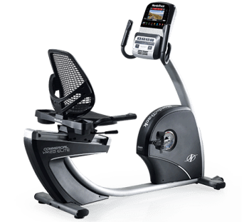 nordictrack vr25 recumbent bke review