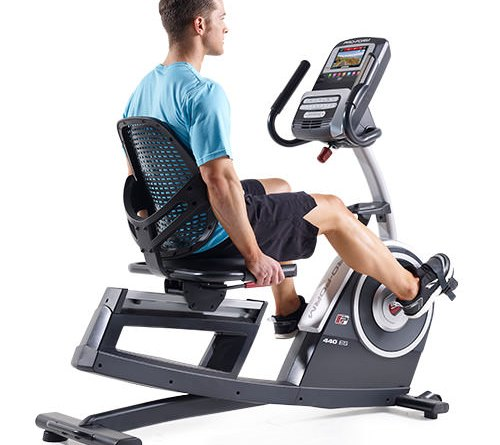 proform 440 vs 740 Recumbent Bike Comparison
