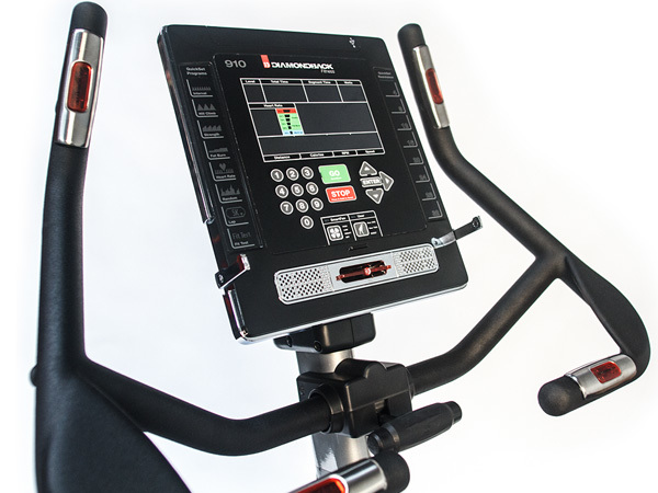 Diamondback 910u exercise bike review