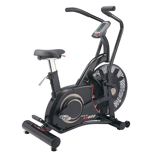 airdyne bike vs sole sb800