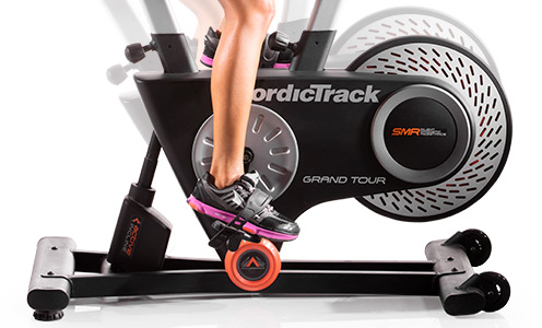 nordictrack grand tour review - incline