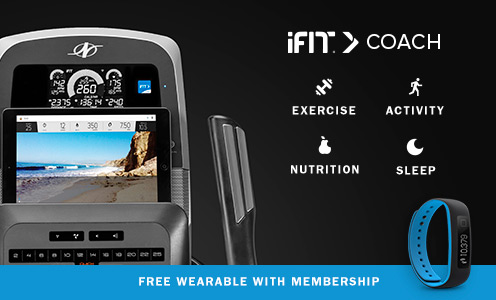 nordictrack VR21 exercise bike with ifit live