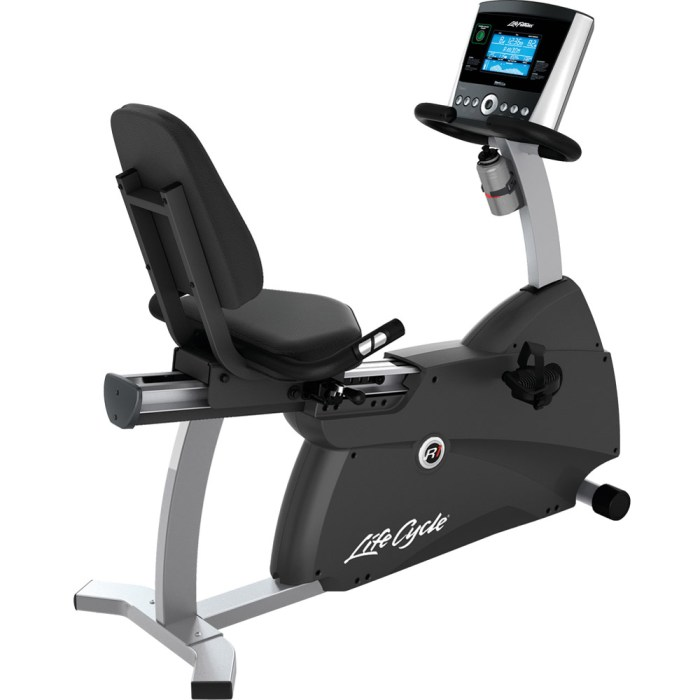 Lifecycle R1 vs R3 Recumbent