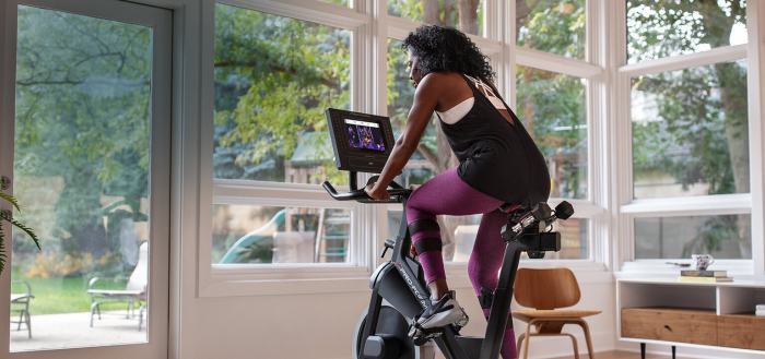 proform cycle bike with ifit