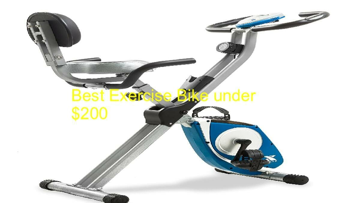 Best Exercise Bike under $200 |Top 5 Stationary Bike Reviews