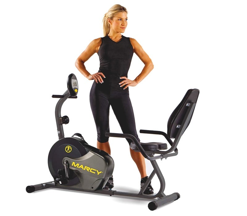 Marcy-Magnetic-Recumbent-Bike-NS-716R