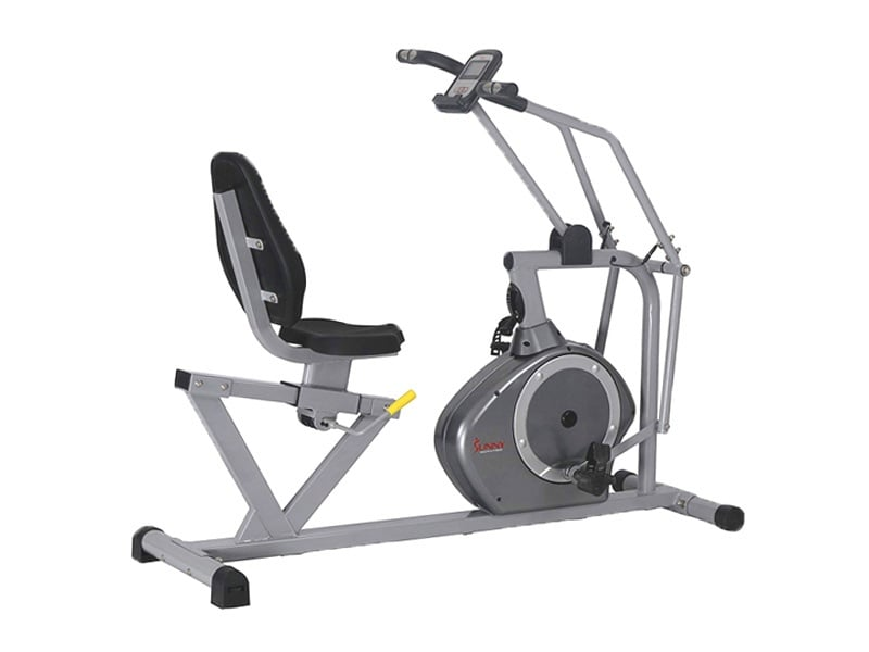Sunny-Health-&-Fitness-Magnetic-Recumbent-Bike-Exercise-Bike,-350lb