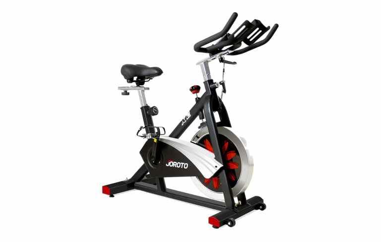 6..JOROTO-Belt-Drive-Indoor-Cycling-Bike