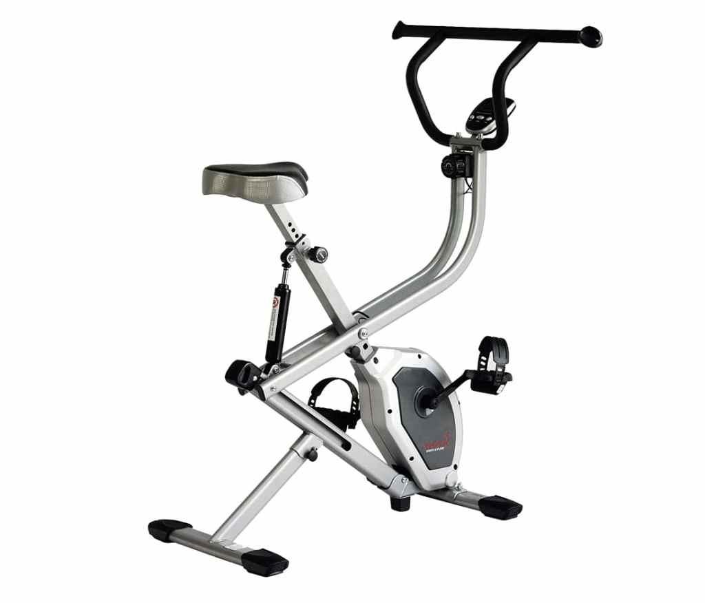 Sunny Health & Fitness 2-in-1 Exercise Bike