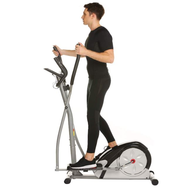 ANCHEER elliptical exercise trainer