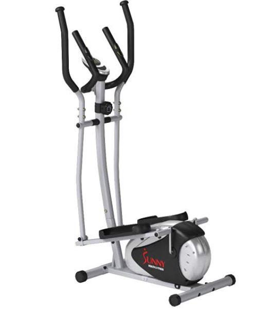 Sunny Health & Fitness SF E905 elliptical machine