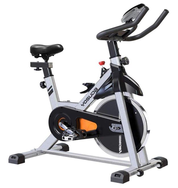 YOSUDA L-001A indoor cycling stationary exercise bike