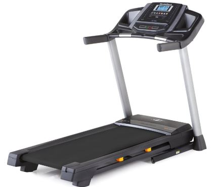 NordicTrack T-series Review Treadmill