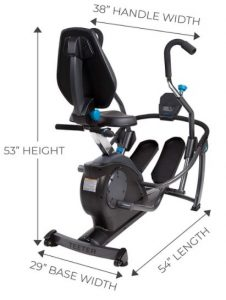 Teeter FreeStep LT1 Elliptical