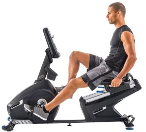 Nautilus Exercise Bike Series