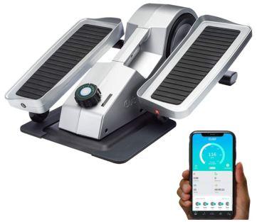 Cubii Pro under Desk Elliptical machine for home