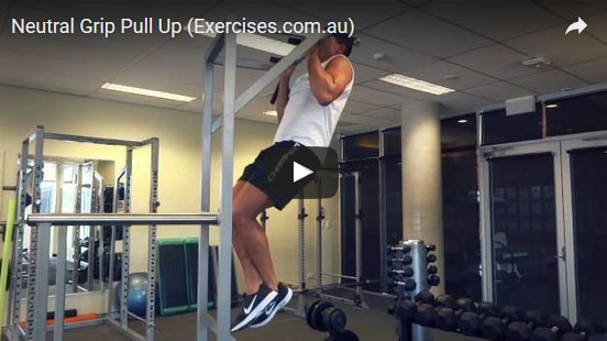 Neutral Grip Pull Up Expert Guided 1 19 Min How To Video