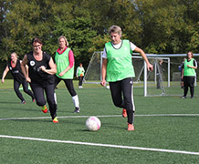 News archive - Recreational football reduces high blood ...