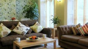 Self Catering Exeter, Living Dining