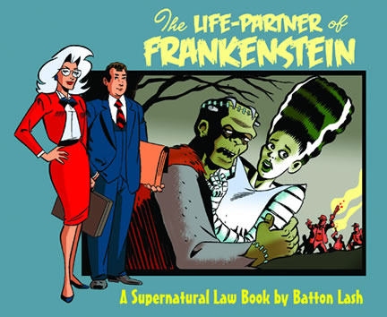 The Life-Partner of Frankenstein by Batton Lash