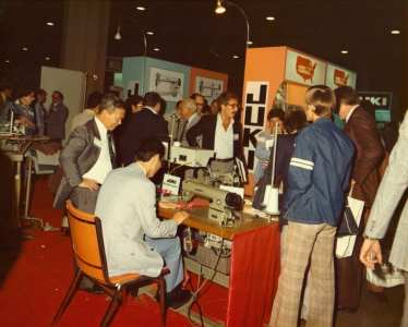 #TBT_GWCC first opened with Bobbin Show_121814