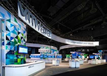 VMware's 2011 exhibit