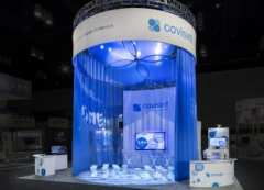 Covisint exhibit at HIMSS 2014. Exposures Ltd. Photography for MG Design.