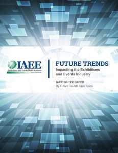 IAEE Future Trends