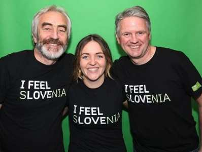 Left to Right: Patrick M Delaney, Aoife McCrum, Pádraic Gilligan