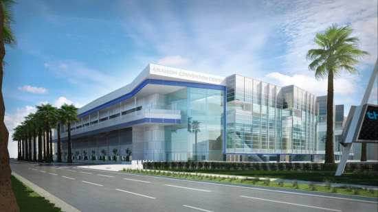 An additional 200,000 square feet will make ACC the largest convention center on the West Coast.