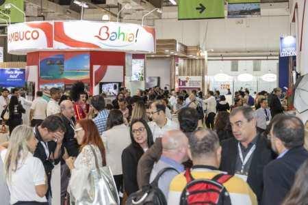 World Travel Market Latin America 2017, Sao Paulo, Brazil -