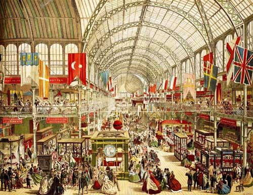 Resultado de imagen para world fair 1851