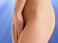 woman hips