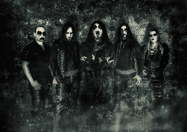 TOTENGEFLÜSTER: German symphonic black metallers' new album 'The Faceless Divine' out now via Black Lion Records