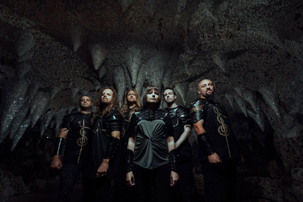 Symphonic metallers Pythia release a stunning new video for 'Hold Of Winter' and reveal upcoming live dates